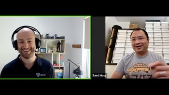 Interview with Saint Hung