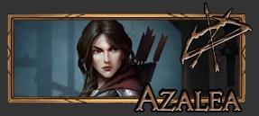 Stamp Azalea