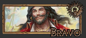 Stamp Bravo