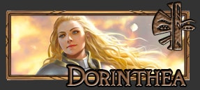 Stamp Dorinthea