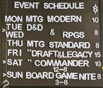 Magic Schedule