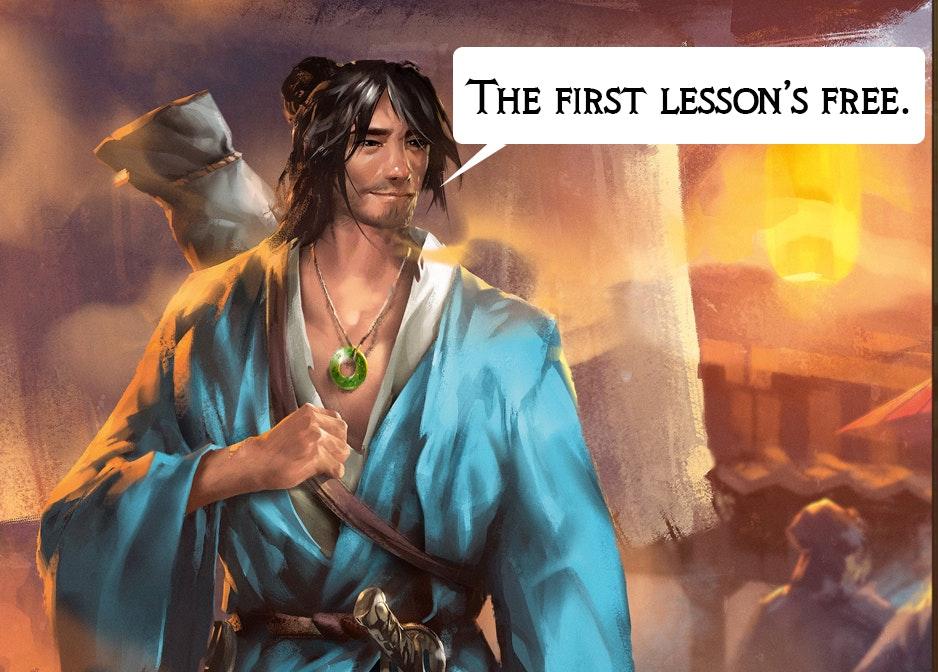 Katsu First Lesson Free